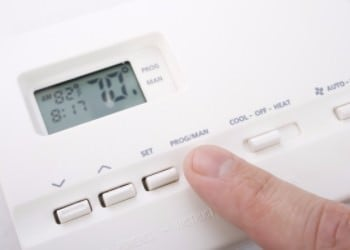 Program Your Thermostat